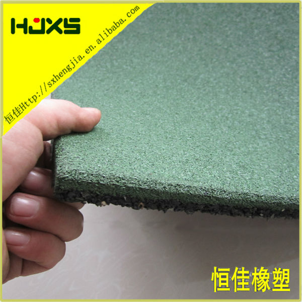 Factory price!!! Hot sale quality strong outdoor use recycling rubber tiles/mats