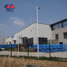 China Factory Steel Roof Construction Structures Warehouse