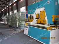 hydraulic ironworker Q35Y-16 series sheet processing machine for small business