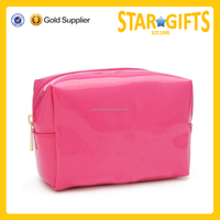 New Design Full Imprint Waterproof Travel Small Makeup PVC cosmetic Bag