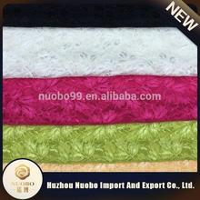 nylon and spandex lace fabric