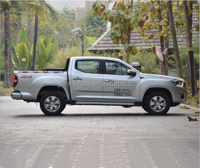 High technology automatic 4WD pickup with cheap price