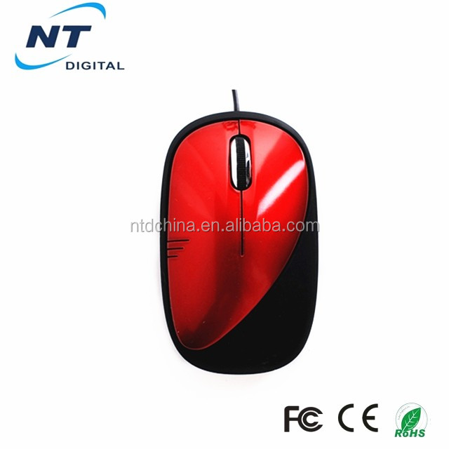china supplier 6 buttons gaming mouse