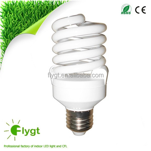 Full Spiral T2 15W 18W 20W 24W 26W energy saving light