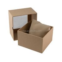Small Kraft Cardboard Wrist Display Box