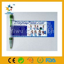 rollerball pen with good price,pull out banner pen,unique design plastic banner pen for promotion