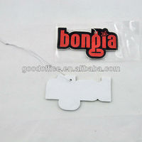 2013 New arrival flavor car air freshener with low price