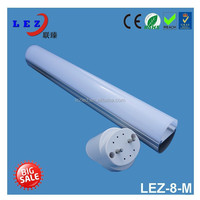 CE/REACH/ROHS approved t818w G13 LED 4 feet dimmable led t8 tube fluorescent light cover