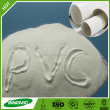 PVC Resin K 66-68 For Water Pipe, PVC off grade for pipe making