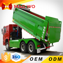 new style low price 6*4 foton forland light mining dump truck for sale