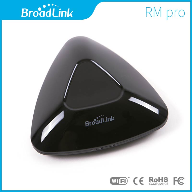 BroadLink RM pro remote controller, iOS/Android phone APP remote control 433mhz