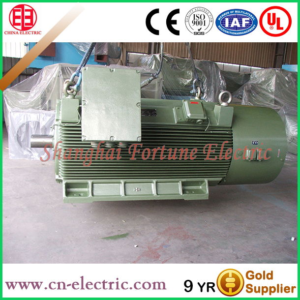 Ball mill inverter induction motor