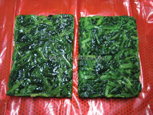 2016 new crop good quality iqf frozen Spinach
