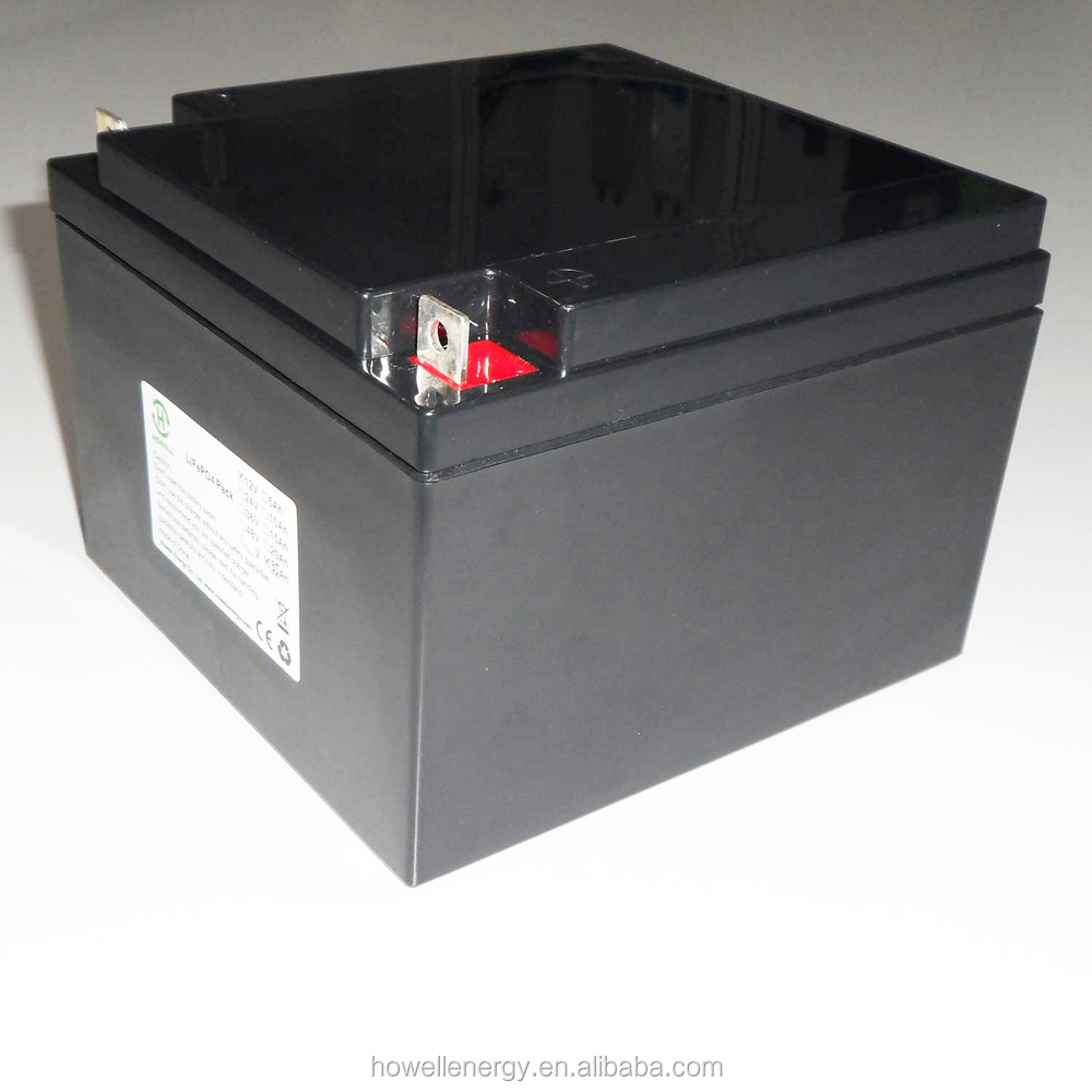 lithium iron phosphate battery 12V 30Ah LiFePO4 rechargeable battery for ups solar EV power supply