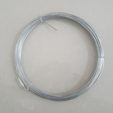 High quality black galvanized wire