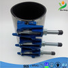 Best Quality Gas Pipe Sleeve Coupling Joint Ductile Iron Band Repairing Clamp
