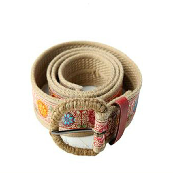 Vintage fabirc cotton belt