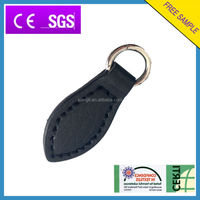 gold supplier promotion leather zipper sliders
