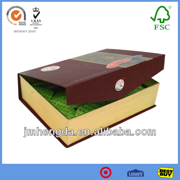 Most Fashion New Design Beautiful Paper Gift Boxes To Decorate