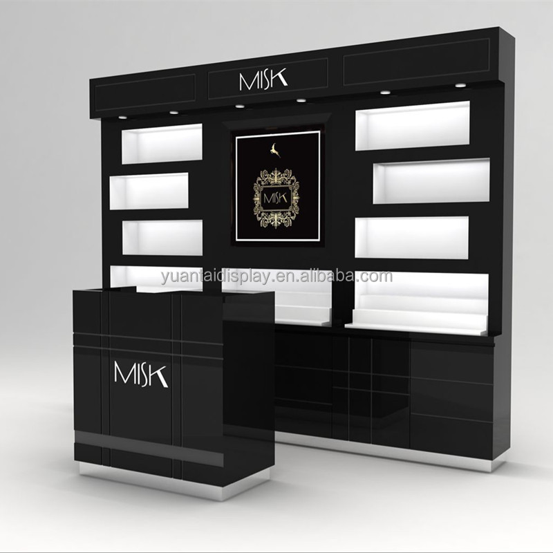 High  End Perfume Display Wall Cabinet With Led Light   Buy Perfume Display  Showcase,Perfume Display Store Design Fixtureperfumeu0026cosmetic Display Kiosk  ...
