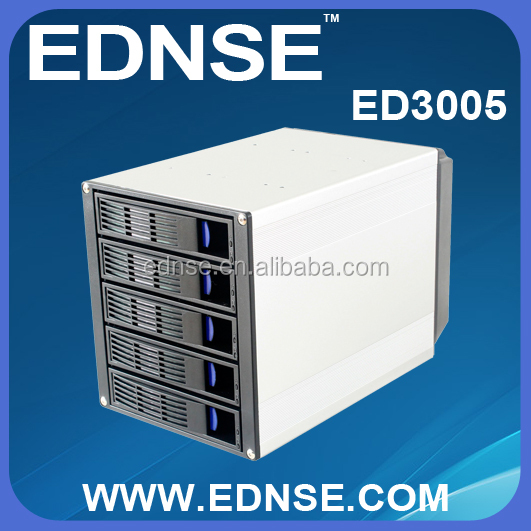 EDNSE storage kit ED3005 hard disk module network storage with hot-swap