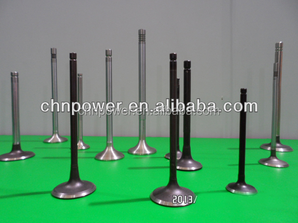 Auto engine valve factory with good quality and lowest price