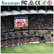 solar street light perimeter led display for advertising Leeman wifi programmable led message board