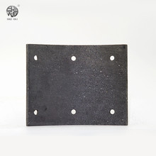 Good quality and cheap brake lining custom-made york truck camc spare parts
