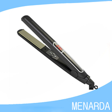 Advanced LCD Waterproof 1'' Electric 230C Korean Hair Flat Iron
