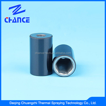 Deep-well pump parts Hex Scoket Sleeve with Thermal Spray Coating
