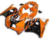 Fairing for Honda CBR250RR MC22 1991-1998 CBR250 MC22 91 92 93 94 95 96 97 98 ABS Bodykit Bodywork orange black