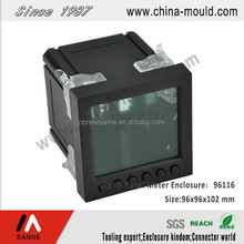 China manufacturer 96*96 plastic digital panel meter enclosure