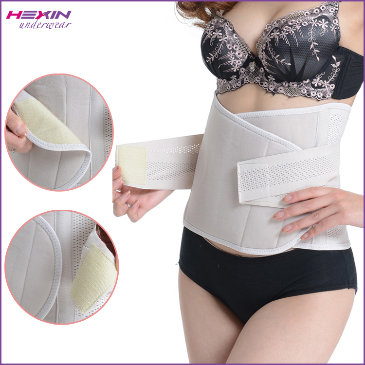 Ebey China Hot Selling Cheap Magnetic Women Postpartum Recovery Waist Slimming Belt