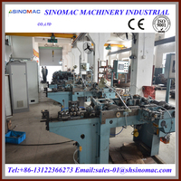 Automatic Steel Chain Making Machine for Sales