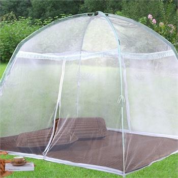 Outdoor Double Bed Fiberglass Mosquito Net Buy Folding