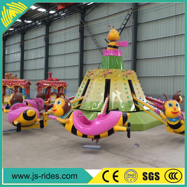 Fairground ride 16 seat aminal rides self control bees for sale
