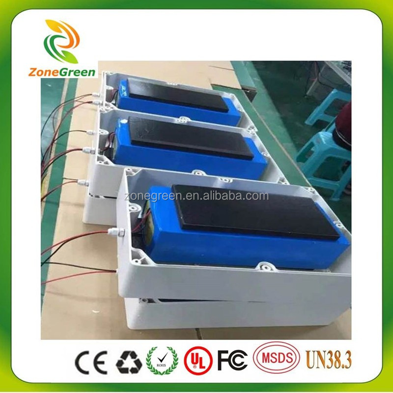 12v 20ah 30ah 40ah 50ah 60ah waterproof LiFePO4 battery for solar system solar light
