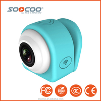 SOOCOO G1 WIFI Video Camera 1080P with Watch Remote Control 170 Degree Wide-angle Lens