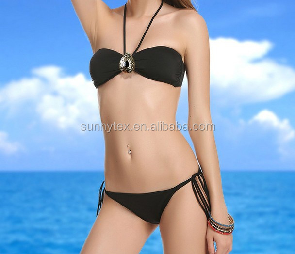 Factory Best selling low price hot bikinis transparentes