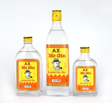1000 ml Mr. Gin Gin