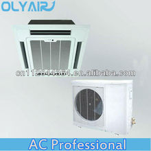 ceiling cassette type air conditioner 12000-60000btu ceiling ac cassette factory