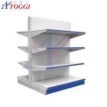 mini mart display stand shelving system