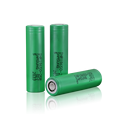 New 18650 INR25R 3.6V li-ion rechargeable battery inr 25R 2500mAh 20A 18650 battery for electronic products