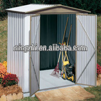 Steel Shed Outdoor Metal Shed Garden Yard Shed