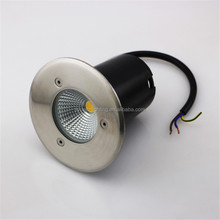 AC100V-240V 14W LED inground light DMX512 RGBW bd company models