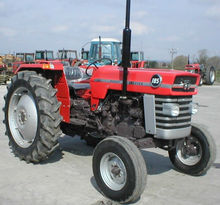 Reconditioned Massey Ferguson 185 agricultural tractor