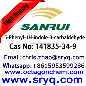 5-Phenyl-1H-indole-3-carbaldehyde 141835-34-9