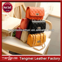 Evergreen handbag leather tote handbags,PU handbags leather bag