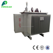 400KVA 20KV Hermetically Sealed oil filled Transformers