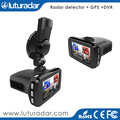 Factory Price Ambarella A7L50 car dvr gps with radar detector all in one